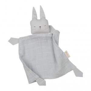 Fabelab - 2801847101 - Animal Cuddle Bunny- Icy grey  34x26 cm (416622)