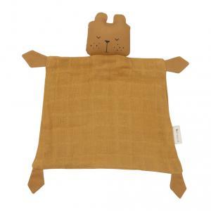 Fabelab - 2801804105 - Animal Cuddle Bear- ochre (416708)