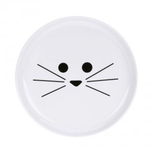 Lassig - 1210041108 - Assiette en porcelaine Little Chums Chat (416892)