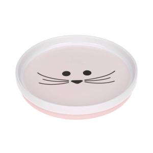 Lassig - 1210041725 - Assiette en porcelaine Little Chums Souris (416898)