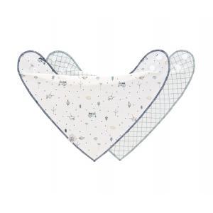 Lassig - 1311014481 - Lot de 2 bandanas avec col bénitier (416970)