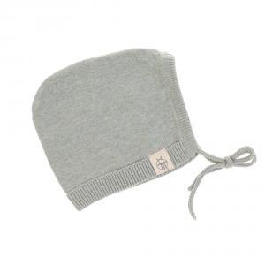 Lassig - 1531001565-68 - Bonnet tricoté GOTS Garden Explorer aqua-gris, (417084)