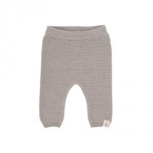 Lassig - 1531002200-80 - Pantalon tricoté GOTS Garden Explorer gris, 74/80 (417094)