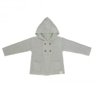 Lassig - 1531006565-68 - Gilet tricoté à capuche GOTS Garden Explorer (417144)