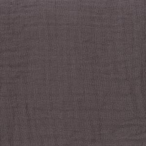 Lassig - 1531007236 - Écharpe d'allaitement en mousseline anthracite, (417152)
