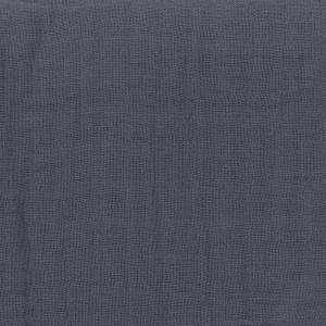 Lassig - 1531007401 - Écharpe d'allaitement en mousseline bleu marine, (417154)
