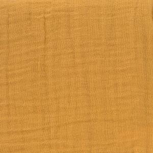 Lassig - 1531007837 - Écharpe d'allaitement en mousseline moutarde, (417162)