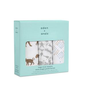 Aden and Anais - 7250 - Musy-langes en mousseline Hear me roar (417364)