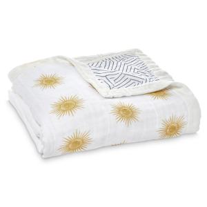 Aden and Anais - 9333 - Couverture de rêve silky soft golden sun (417398)