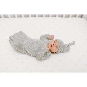 Aden and Anais - AHAN10002 - Bonnet maille ultra-cosy heather grey (taille unique) (417458)