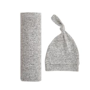 Aden and Anais - ASGN20002 - Coffret cadeau maxi-lange maile cosy heather grey (taille unique) (417474)