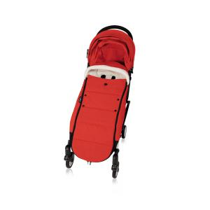 Babyzen - Bu222 - Poussette enfant YOYO+ 6+ Rouge avec chancelière (417506)