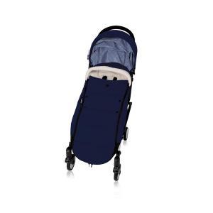 Babyzen - Bu239 - Poussette compacte YOYO+ naissance à 4 ans Bleu Air France avec chancelière (417540)