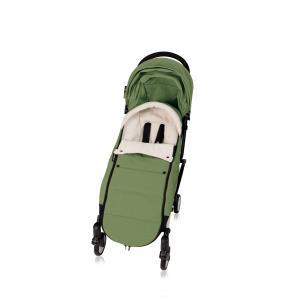 Babyzen - Bu242 - Poussette compacte YOYO+  0 - 4 ans Peppermint avec chancelière (417546)