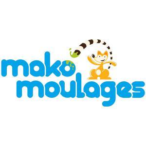 Mako moulages - 39055 - Moulage Mon atelier... Trophées magnets (417564)