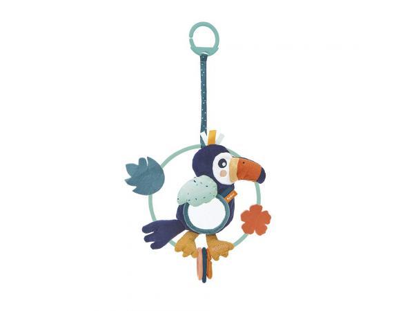 Hochet miroir alban le toucan
