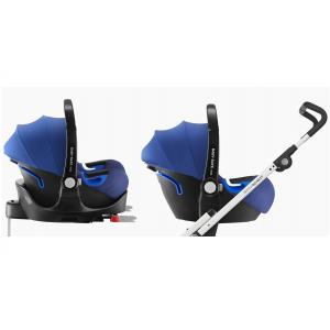 Britax Roemer - 2000033066 - BABY-SAFE² i-Size Cool Flow – Blue (418484)
