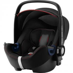 Britax Roemer - 2000032890 - Siège-auto naissance BABY-SAFE² i-Size Cool Flow – Black (418488)