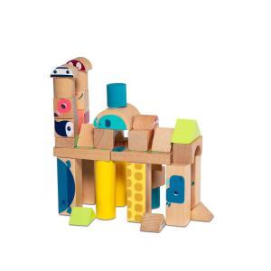 Lilliputiens - 83113 - JUNGLE Blocs (418608)