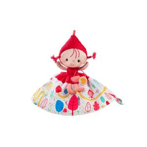 Lilliputiens - 83030 - CHAPERON ROUGE Poupée réversible à raconter (418610)