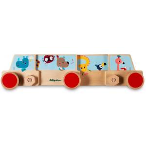 Lilliputiens - 83074 - VOITURE Set d'assemblage (418612)