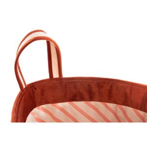 Nobodinoz - N113326 - Sac à jouets Savanna WILD BROWN (418680)