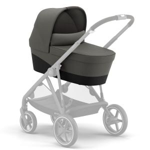Cybex - 520002295 - Nacelle GAZELLE S Nacelle Soho Grey - mid grey (419062)