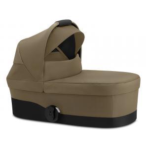 Cybex - 520002723 - Nacelle poussettes Cot S 2 Classic Beige - mid beige (419094)