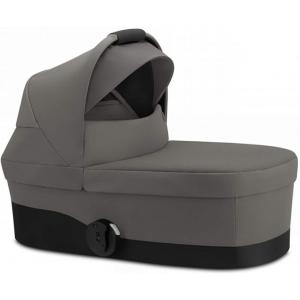 Cybex - 520001547 - Nacelle poussettes Cot S 2 Soho Grey - mid grey (419098)