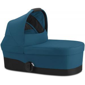 Cybex - 520001541 - Nacelle poussettes Cot S 2 River Blue - turquoise (419102)