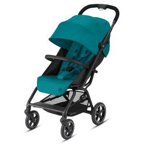 Cybex - 520001709 - Poussette EEZY S+ 2  River Blue - turquoise (419138)