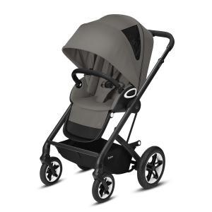 Cybex - 520001427 - Poussette TALOS S LUX noir Soho Grey - mid grey (419194)