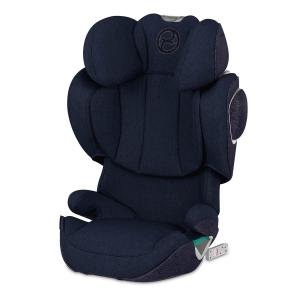 Cybex - 520002391 - Siège-auto enfant Cybex SOLUTION Z I-FIX PLUS Nautical Blue - navy blue (419250)