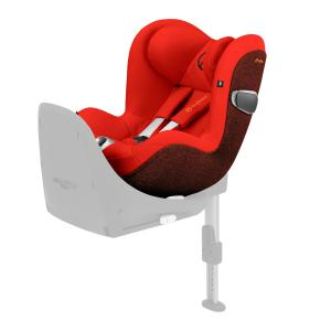 Cybex - 520002465 - Siège-auto groupe 0+/1 SIRONA Z I-SIZE Autumn Gold - burnt red (419312)