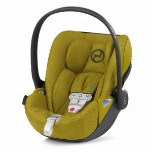 Cybex - 520000069 - Siège-auto naissance Siège-auto Cybex CLOUD Z I-SIZE PLUS incl. SENSORSAFE Mustard Yellow - yellow (419324)
