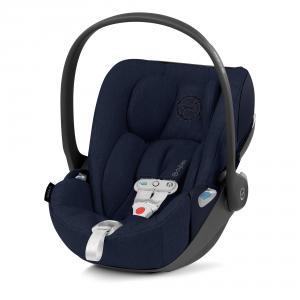Cybex - 520000063 - Siège-auto bébé CLOUD Z I-SIZE PLUS incl. SENSORSAFE Nautical Blue - navy blue (419330)