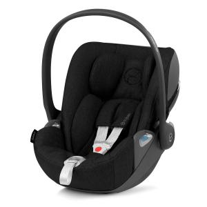 Cybex - 520000033 - Siège-auto bébé CLOUD Z I-SIZE PLUS Deep Black - black (419332)