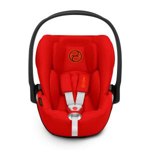 Cybex - 520000029 - Siège-auto naissance CLOUD Z I-SIZE PLUS Autumn Gold - burnt red (419336)