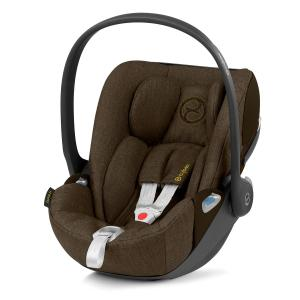Cybex - 520000025 - Siège-auto bébé CLOUD Z I-SIZE PLUS Khaki Green - khaki brown (419340)