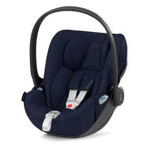 Cybex - 520000021 - Siège-auto naissance CLOUD Z I-SIZE PLUS Nautical Blue - navy blue (419344)