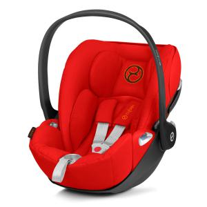 Cybex - 520002455 - Siège-auto groupe 0+ CLOUD Z I-SIZE Autumn Gold - burnt red (419352)