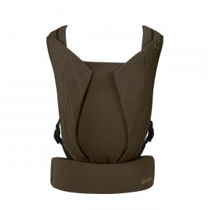 Cybex - 520003027 - Porte-bébé physiologique YEMA CLICK Khaki Green - khaki brown (419364)