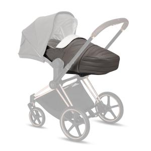 Cybex - 520000965 - Nacelle souple PRIAM Soho Grey - mid grey (419420)