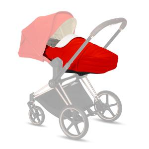 Cybex - 520000963 - Nacelle souple PRIAM Autumn Gold - burnt red (419424)