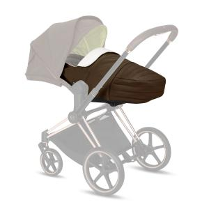 Cybex - 520000959 - Nacelle souple PRIAM Khaki Green - khaki brown (419428)