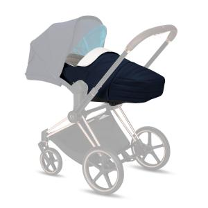 Cybex - 520000955 - Nacelle souple PRIAM Nautical Blue - navy blue (419432)