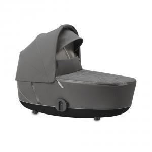 Cybex - 520000895 - Nacelle de luxe MIOS Soho Grey - mid grey (419436)