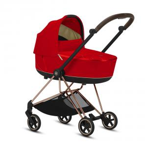 Cybex - 520000893 - Nacelle de luxe MIOS Autumn Gold - burnt red (419438)