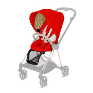 Cybex - 520000837 - Pack siège MIOS Autumn Gold - burnt red (419452)