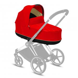 Cybex - 520000739 - Nacelle de luxe PRIAM Autumn Gold - burnt red (419466)